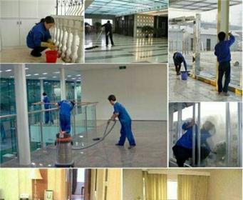 辦公樓日常保潔