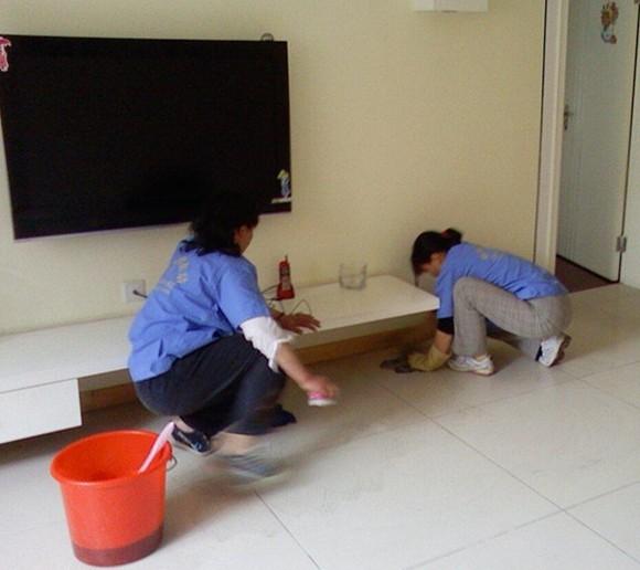 新房打掃保潔費用怎么算