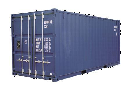 集装箱的内部尺寸有哪些,标准尺寸是多少?